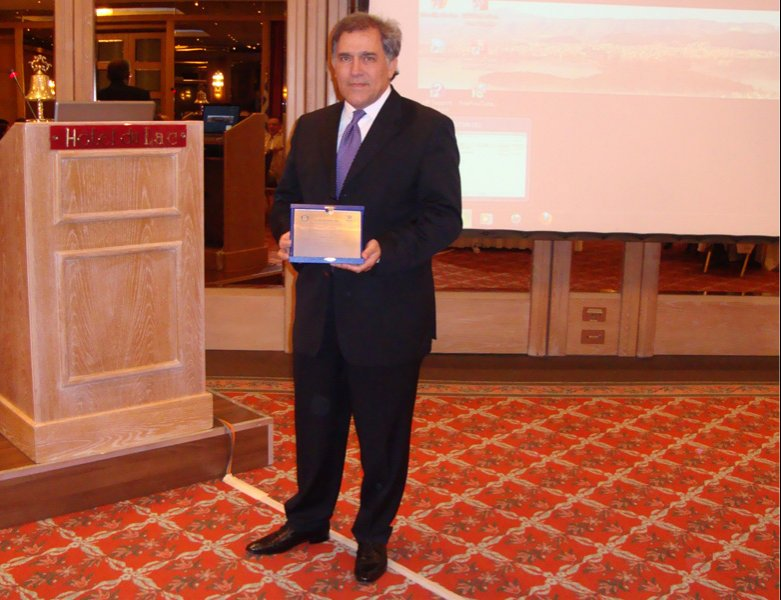 VIKOS S.A was awarded by the Rotary Club of Ioannina