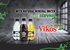 Vikos Refreshments with stevia!