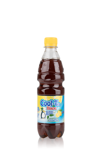 Tea & Lemon Flavoured Drink Cool-Tea Vikos 0,5L